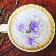Lavender Latte   Kouzounas Kitchen