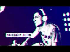Night Club Promo - Glitch | After Effects template