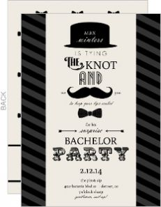 Bachelor Party Invites with various style of party invitation templates 202