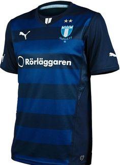 Malmö FF 2015 PUMA Home   Away Kits Futebol 4d6160a47f00d