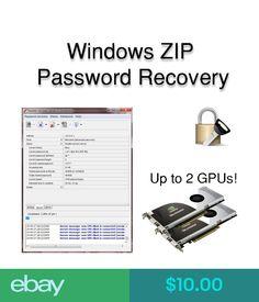 gpu zip password cracker free