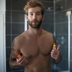 Please move to a room where nobody else is present, because you're going to need a moment to yourself after seeing these superhot guys with beards. What is it about a little scruff that makes men so damn sexy? Whatever the sorcery is behind a good beard, we don't care as long as we get to keep looking. Check out the 41 most attractive bearded men out there.