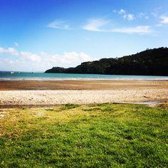 Waiheke Island outside Auckland, New Zealand