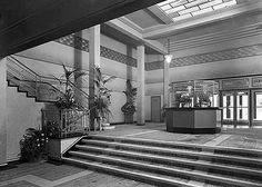 The Odeon Cinema in Southsea by John Maltby (English Heritage) Portsmouth City, Portsmouth England, Scotland History, Hms Victory, Streamline Moderne, Grand Foyer, Cinema Theatre, English Heritage, Home Upgrades