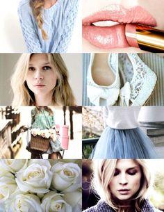 HP aesthetics | Fleur Delacour