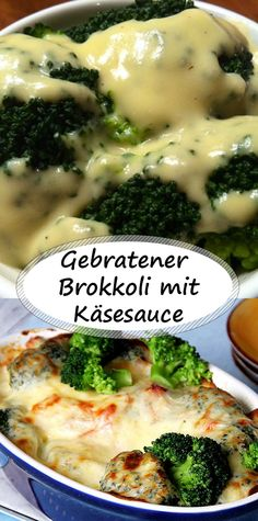 Fried broccoli with cheese sauce - Rezepte - Healthy Recipes Easy Easy Chicken And Rice, Easy Chicken Pot Pie, Easy Healthy Recipes, Easy Meals, Honey Chilli Potato, Decoration Buffet, Cheese Sauce For Broccoli, Fried Broccoli, Salmon And Asparagus