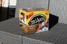 mike's hard lemonade 'My Party Picks' pack