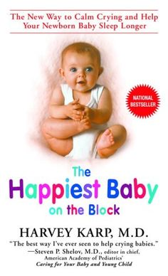 BEST book ever for learning how to soothe a colicky baby. Must-read for new moms.