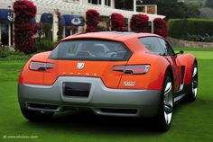 Dodge Zeo Electric Concept Car