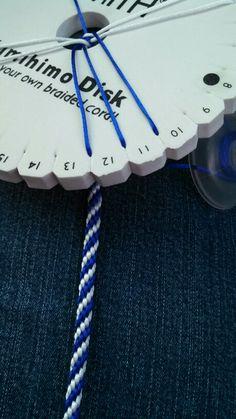 Kumihimo kit for bracelet