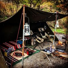 Camping Hammock - Thinking About Going On A Camping Trip? Canoe Camping, Bushcraft Camping, Camping Style, Camping Glamping, Outdoor Camping, Outdoor Life, Camping Hammock, Tent Living, Hammock Swing Chair