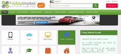 Friday Market Kuwait Classifieds. Buy & Sell Used items, Mobiles, Cars, Furniture, Computers, Electronics, etc. You can find flat, apartment, house, office, shop for rent or sale. You can search for jobs and apply. https://redd.it/43jiwx