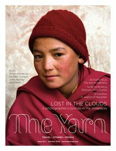 Print/pdf version of The Yarn magazine. Gorgeous photos, inspiration for travel and writing.