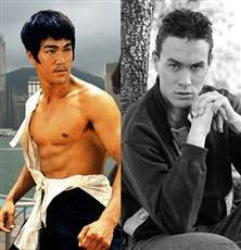 "APBruce and Brandon LeeAfter achieving fame in the U.S. on the original ""Green Hornet"" series, Bruce Lee seemed ready to become as big of a star worldwide as he had been in his native Hong Kong. However, in 1973 the seemingly invincible fighter lost consciousness after taking a painkiller and never woke up -- his end being ascribed to ""death by misadventure."" Twenty years later, son Brandon Lee was poised to fulfill the family destiny of stardom when a prop malfunction caused him to be…"
