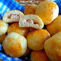 Receitas de pão caseiro