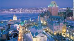 Condé Nast Traveler announced its 2013 Readers' Choice Awards yesterday. Québec City squeezed into the top 10 of the world's Top 25 Cities, ...