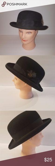 Hats in the Belfry Hat A black hat sold by Hats in the Belfry. In excellent conditon. Hats in the Belfry Accessories Hats