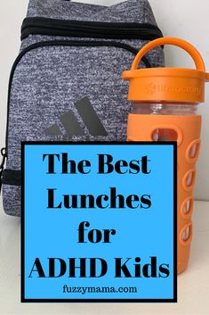 Kids Lunch For School, Healthy School Lunches, Adhd Diet, Adhd Brain, Adhd And Autism, Kids Diet, Kids And Parenting, Parenting Tips, Vitamins