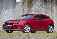 New 2014 Mazda 3 Sedan Wallpaper HD