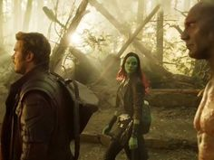Guardians of The Galaxy Vol.2'den Fragman Geldi!