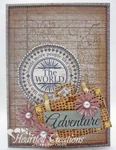 Heartfelt Creations | World Adventure