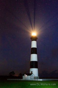 Lighthouse Beam by Dan Waters on 500px