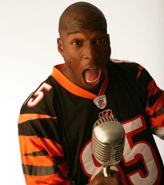 """Chad Ochocinco Tops Most Influential Athletes In Social Media List: Even though the labor battle is over, NFL commissioner Roger Goodell called an NFL player during the dispute. He didn't just call any player. He called Cincinnati Bengals wide receiver Chad Ochocinco, who promptly tweeted about the conversation, saying it was an """"amazing surprise."""" Subscribe at www.ShaneBarker.com"""