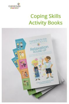 Activity books to help kids explore their coping skills in a playful fun way. Take a peek at what we have in store now! Coping Skills Activities, Self Esteem Activities, Counseling Activities, Elementary School Counselor, School Counseling, Elementary Schools, Activity Books, Book Activities, How To Handle Stress
