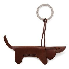 {Daschund Key Chain} Much as I love it, I'm never gonna pay $35 for a key chain!