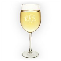 White Wine Glasses -