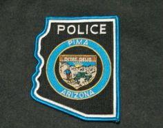 Pima Police new