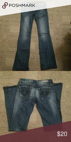 Express jeans 2 long BEROCK for Express Jeans Express Jeans Boot Cut