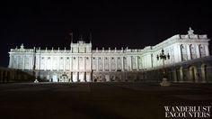 Palacio Real - Madrid, Spain