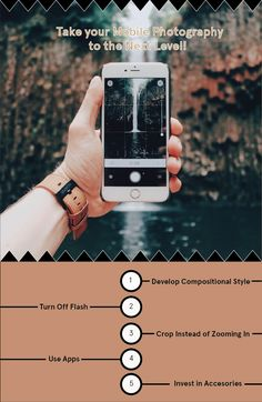 How to best take advantage of your phone's camera to shoot amazing pictures!