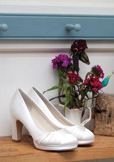 Kimberly, Bridal Shoes -  Bruidsschoenen - Brautschuhe
