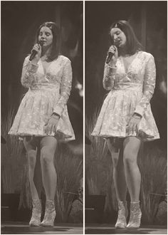 Jan.5, 2018: Lana Del Rey performing in Minneapolis, MN #LDR #LA_to_the_Moon_Tour