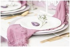 Wine Country Color of the Year Styled Shoot Rainy Wedding, On Your Wedding Day, Color Of The Year, Purple Wedding, Place Settings, Wine Country, Ultra Violet, Wedding Table, Place Cards