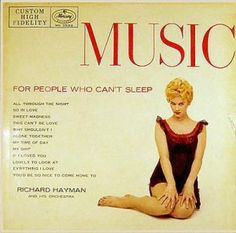 Richard Hayman and his Orchestra - Music for People Who Can't Sleep (1957)