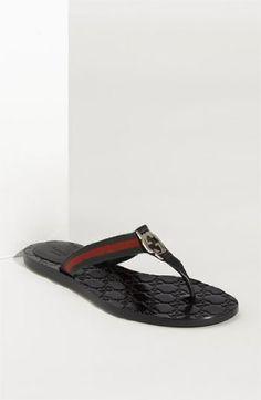 Gucci 'GG' Logo Sandal Gucci, http://www.amazon.com/dp/B005Z53ESU/ref=cm_sw_r_pi_dp_QHKVrb1WVGVRM