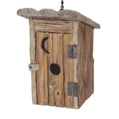 Bird House Kits Make Great Bird Houses Bird House Plans, Bird House Kits, Dyi Bird House, Bird House Feeder, Bird Feeders, Backyard Projects, Wood Projects, Home Decor Accessories, Decorative Accessories