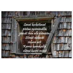 Elämä on – Kirstinkammari Lyric Quotes, Words Quotes, Lyrics, Sayings, Bad Day Quotes, Life Quotes, Finnish Words, Beautiful Mind, In My Feelings
