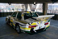 BMW Art Cars Collection | greencardesign.com
