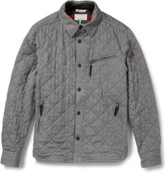 holme quilted herringbone jacket ++ rag & bone