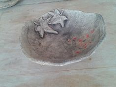 miska s listy dekorace keramika listy miska