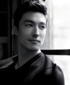 "Daniel Henney - yup every time I see him I think ""He can totally okay Shang from…"