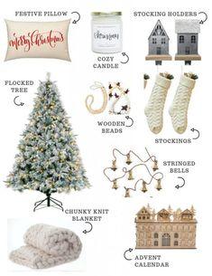 Amazon Christmas Decorations, Amazon Christmas Gifts, Diy Christmas Gifts For Kids, Merry Christmas To All, Christmas Mood, Natural Christmas, Gold Christmas, Christmas 2019, Simple Christmas