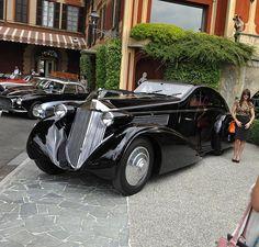 1925 Rolls Royce Phantom Jonckheere #historyofthefuture http://blvd.bz/04BR I like that!