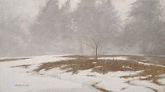 Painting My Way Through Life: February 17, 2011 - Foggy Day!