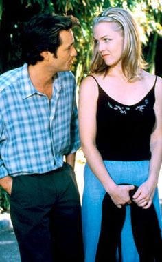 Dylan & Kelly, Beverly Hills 90210 from Retro TV Couples We Love Beverly Hills 90210, Steve Sanders, Brandon Walsh, Beverly Hils, The Originals Tv Show, Cory And Topanga, Best Tv Couples, Brad And Angelina, Jennie Garth