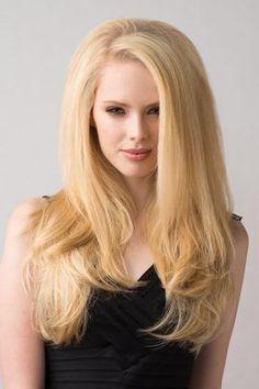 Blonde 3/4 wig hairpiece (half wig), long, straight: Libby : Blonde Half Wigs  http://www.annabelleswigs.co.uk/3-4-or-half-wigs/blonde-half-wigs/long-blonde-half-wig-or-34-wig-hairpiece-extension-libby